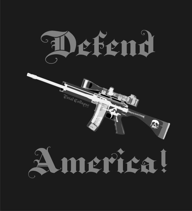 Defend America AR-15 FF ver 3-5
