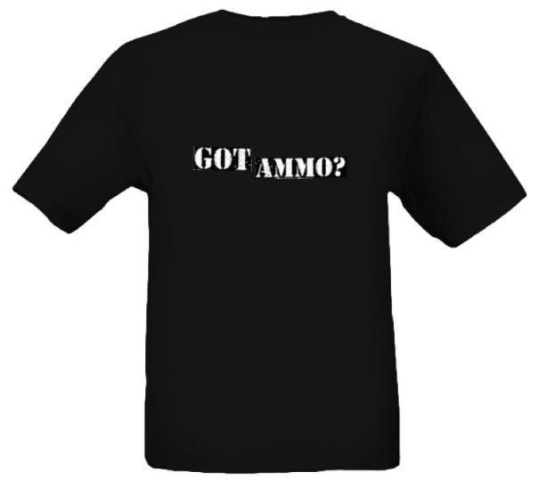 Got Ammo Shirt Design
